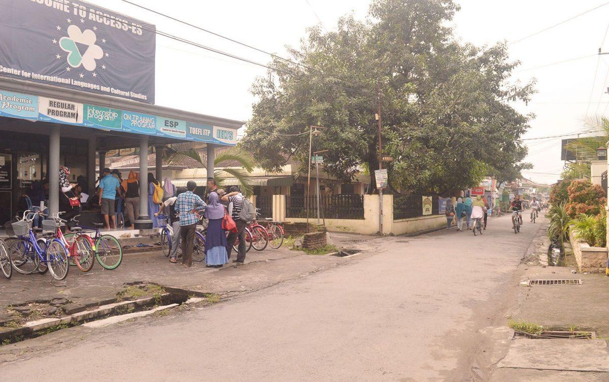 fasilitas umum di kampung inggris pare